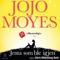 Jenta som ble igjen - Jojo Moyes