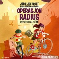 Operasjon Radius - Jørn Lier Horst