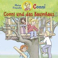 Conni und das Baumhaus - Julia Boehme, Hans-Joachim Herwald, Ludger Billerbeck