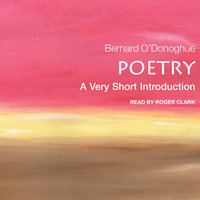 Poetry: A Very Short Introduction - Bernard O'Donoghue