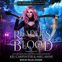 Reaper's Blood - Meg Anne, Kel Carpenter