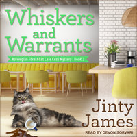 Whiskers and Warrants - Jinty James