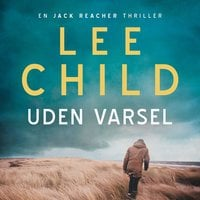 Uden varsel - Lee Child