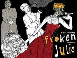 Fröken Julie / Lättläst - August Strindberg