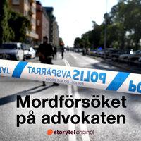 Förundersökningen - Mordförsöket på advokaten - Lars Olof Lampers