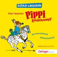 Hier kommt Pippi Langstrumpf! - Astrid Lindgren