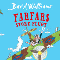 Farfars store flugt - David Walliams