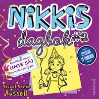 Nikkis dagbok #2: Berättelser om en (INTE SÅ) populär partytjej - Rachel Renée Russell