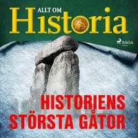 Historiens största gåtor - Allt om Historia