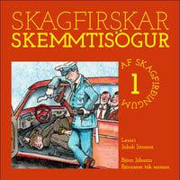 Skagfirskar skemmtisögur – Gamansögur af Skagfirðingum og nærsveitamönnum - Björn Jóhann Björnsson
