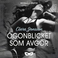 Ögonblicket som avgör - Clara Jonsson