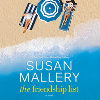 The Friendship List: A Novel - Susan Mallery