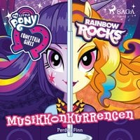 My Little Pony - Equestria Girls - Musikkonkurrencen - Perdita Finn
