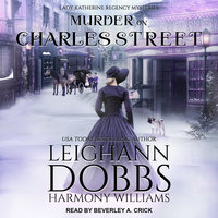 Murder on Charles Street - Leighann Dobbs, Harmony Williams