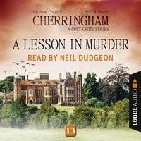 A Lesson in Murder - Matthew Costello, Neil Richards