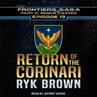 Return of the Corinari - Ryk Brown