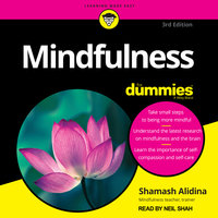 Mindfulness For Dummies: 3rd Edition - Shamash Alidina