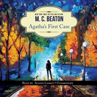 Agatha's First Case - M.C. Beaton
