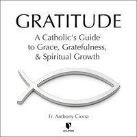 Gratitude: A Catholic's Guide to Grace, Gratefulness, and Spiritual Growth - Anthony J. Ciorra