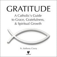 Gratitude: A Catholic's Guide to Grace, Gratefulness, and Spiritual Growth - Anthony J. Ciorra