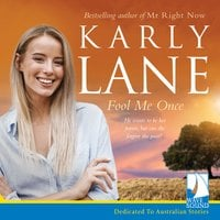 Fool Me Once - Karly Lane