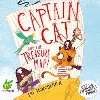 Captain Cat and the Treasure Map - Sue Mongredien