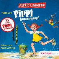 Alles von Pippi Langstrumpf - Astrid Lindgren
