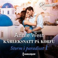 Kärleksnatt på Korfu - Annie West
