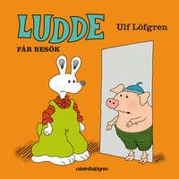 Ludde får besök - Ulf Löfgren