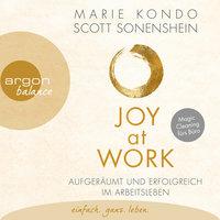 Joy at Work - Aufgeräumt und erfolgreich im Arbeitsleben