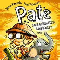 Pate ja savannien sankarit - Timo Parvela