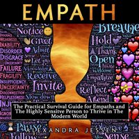 Empath: The Practical Survival Guide For Empaths And The Highly Sensitive Person To Thrive In The Modern World - Alexandra Jessen
