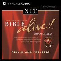 Bible Alive! NLT Psalms and Proverbs - Tyndale