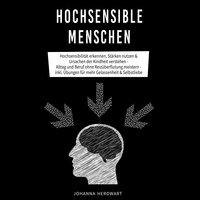 Hochsensible Menschen - Johanna Herdwart