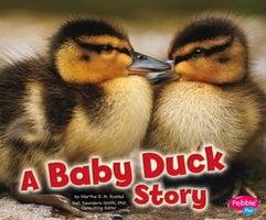 A Baby Duck Story - Martha Rustad