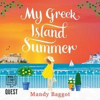 My Greek Island Summer - Mandy Baggot