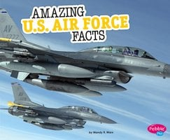 Amazing U.S. Air Force Facts - Mandy Marx