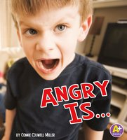 Angry Is ... - Connie Miller