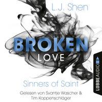 Sinners of Saint - Band 4: Broken Love