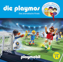 Die Playmos - Folge 71: Das dramatische Finale - Simon X. Rost, Florian Fickel