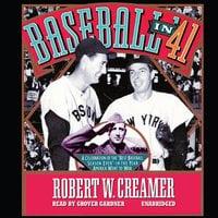 Baseball in '41 - Robert W. Creamer