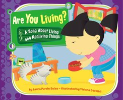 Are You Living? - Laura Purdie Salas