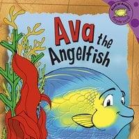 Ava the Angelfish - Trisha Speed Shaskan