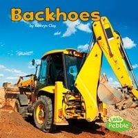Backhoes - Kathryn Clay