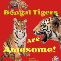 Bengal Tigers Are Awesome! - Megan C Peterson