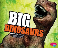 BIG Dinosaurs - Catherine Ipcizade