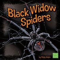 Black Widow Spiders - Molly Kolpin