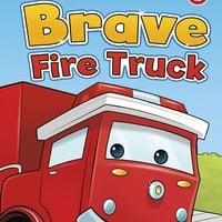 Brave Fire Truck - Melinda Melton Crow