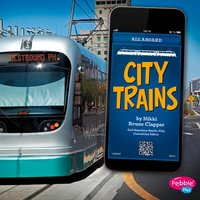 City Trains - Nikki Clapper