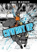 Cowboy Up - Jake Maddox